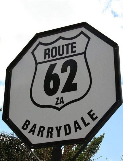 route 62 sign