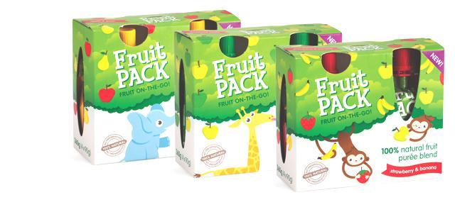 Fruit Pack 4-Packs Trio