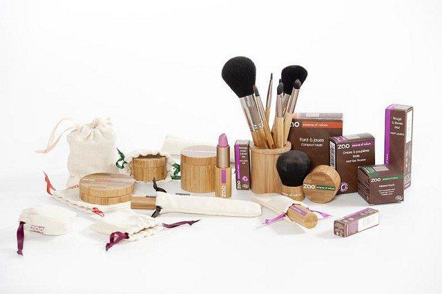 makeup natural makeup ZAO zao  organic