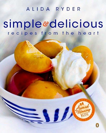 Simple and Delicious book