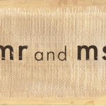 Mr and Ms Logo