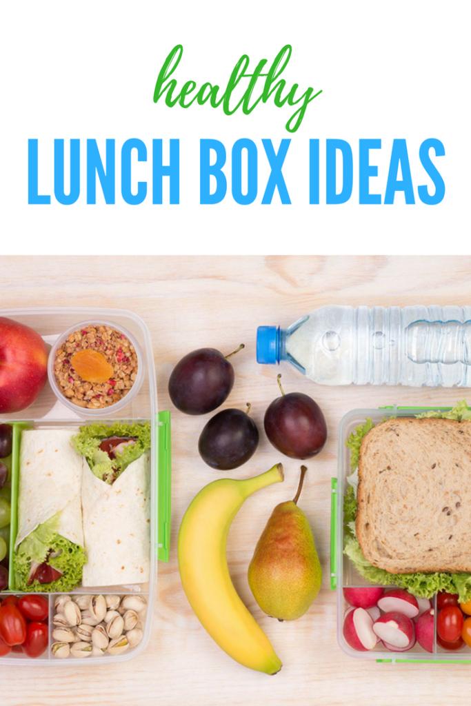 Healthy School Lunch Box Ideas