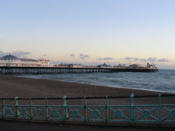 Timeless Travels – Brighton