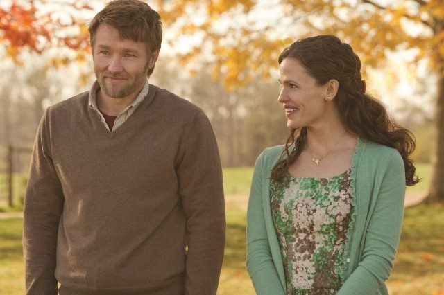 """THE ODD LIFE OF TIMOTHY GREEN"". Photo ID, left to right:  Joel Edgerton, Jennifer Garner.Ph: Phil Bray...©Disney Enterprises, Inc. All Rights Reserved."