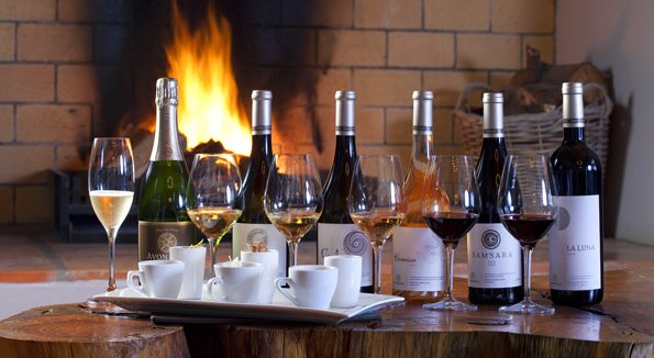 Winter Wine Pairing at Avondale Wine Farm