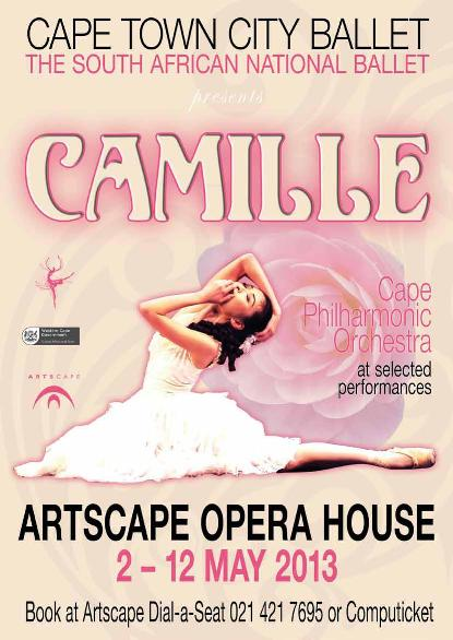 Camille the Ballet – our date night!