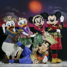 Disney On Ice, Meet in Hawaii