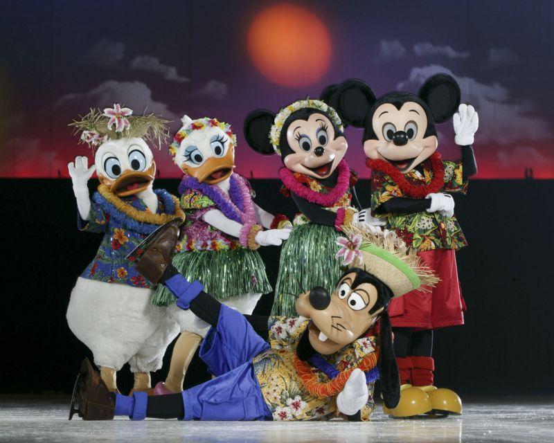 Disney On Ice, Meet in Hawaii