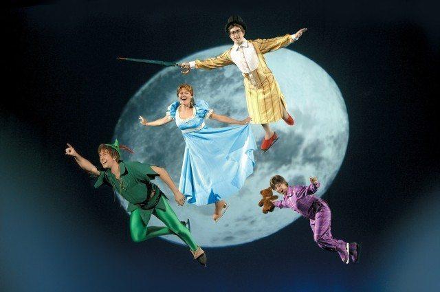 Disney on Ice, On to Neverland