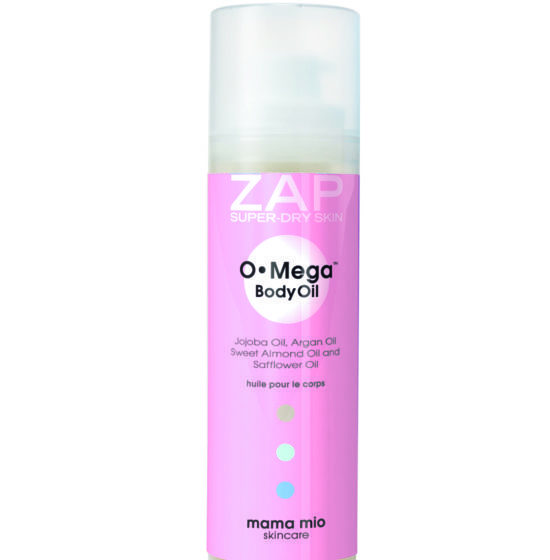 Omega Body Oil