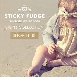 Sticky-Fudge Children Clothing