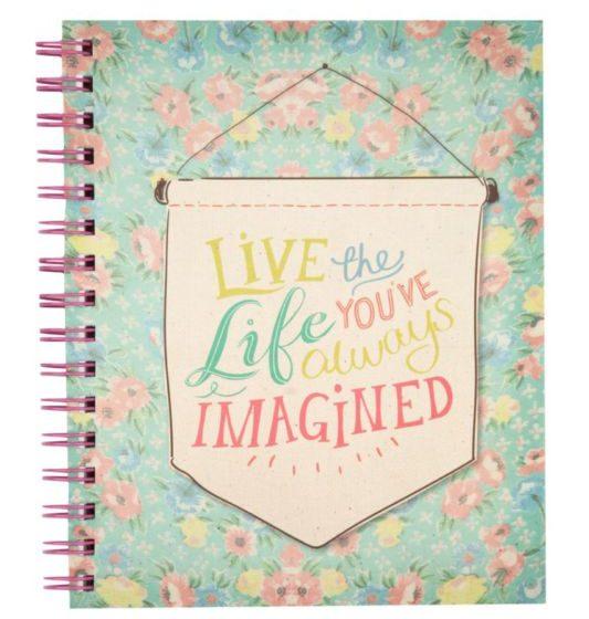 111438-94 Campus A4 notebook $6