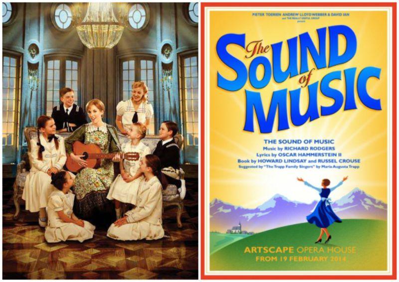 SoundofMusicCollage