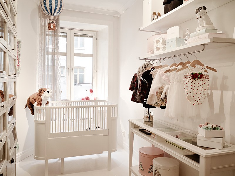 Beautiful baby rooms - Baby nursery ideas for small spaces style ...