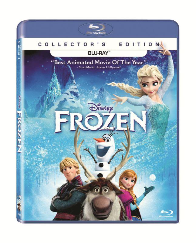 Frozen BD