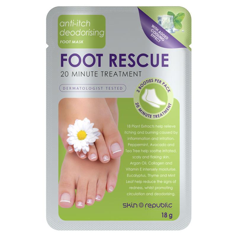 Skin Republic Foot Rescue