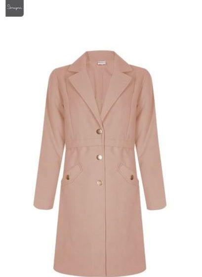 Trenchcoat Pink -