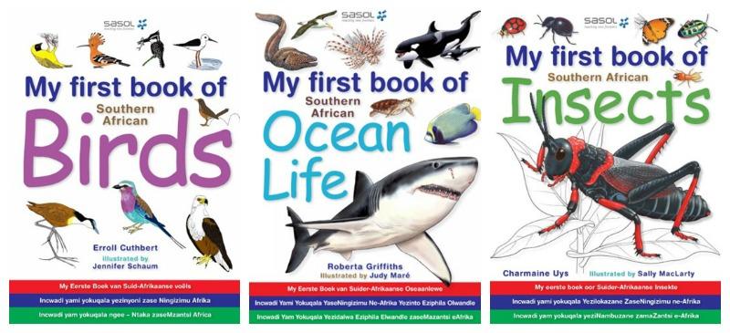 sasol books
