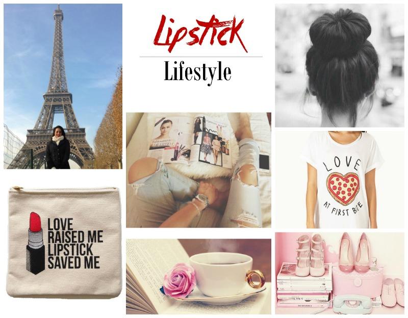 lipstick lifestyle