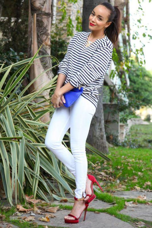 stripes ashley