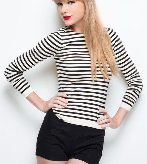 stripes taylor