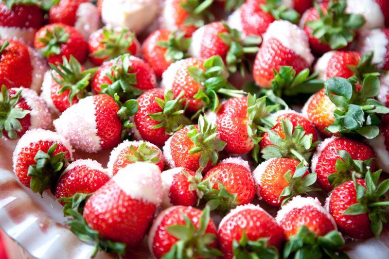 Strawberries Slow Market 2