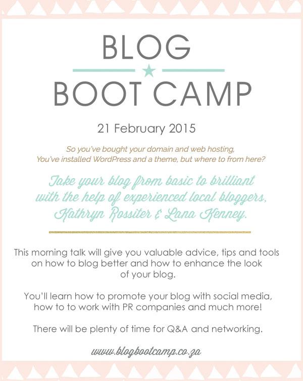 BlogBootCamp2015