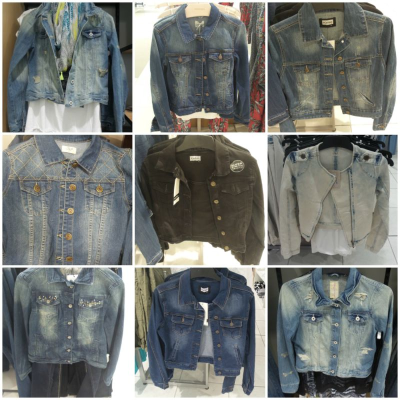denim jackets at edgars