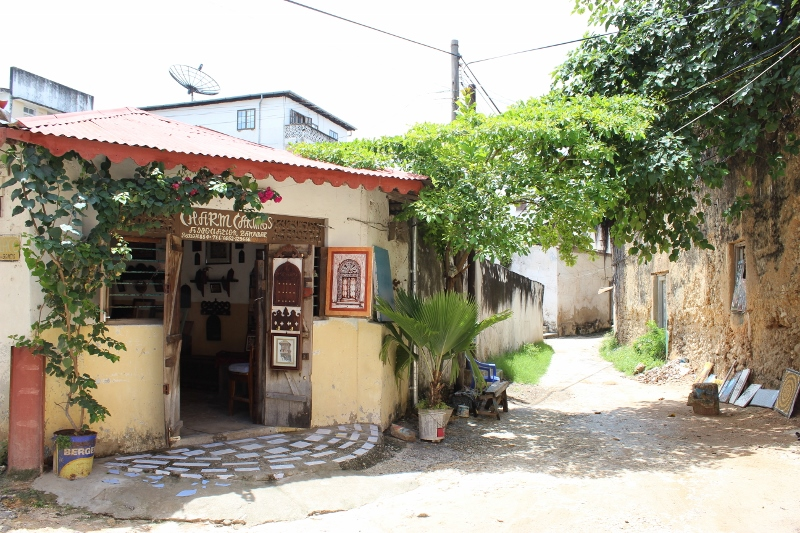 Stone Town Cafe