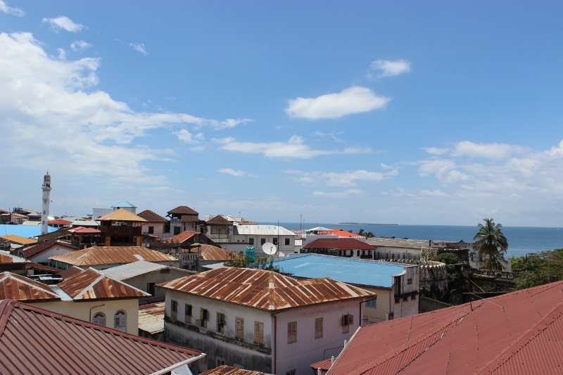 Stone Town Roof Top Bar