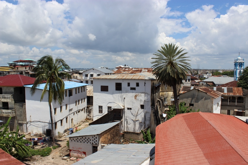 Stone Town Back Streets