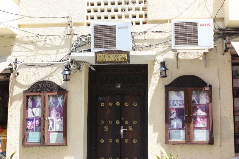 Freddie Mercury House Stone Town Zanzibar