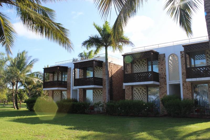 Rooms at the Melia Hotel Zanzibar