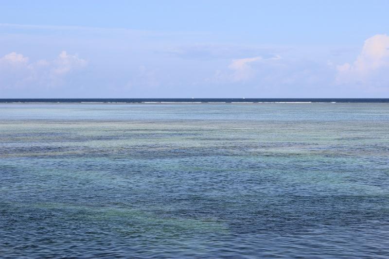 Zanzibar sea