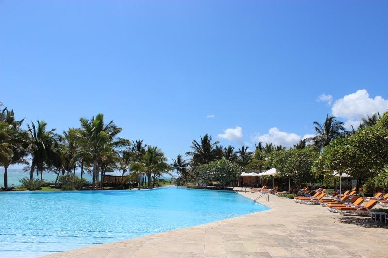 Melia Hotel Zanzibar Pool