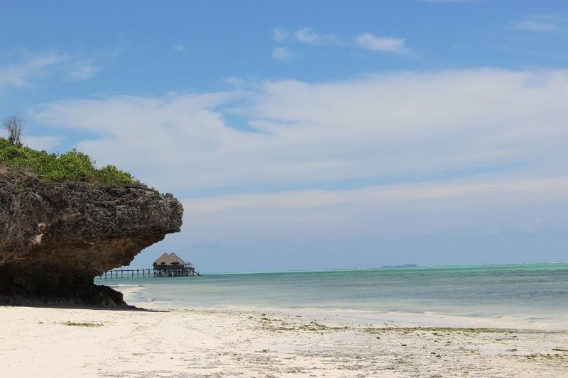 melia hotel beach zanzibar