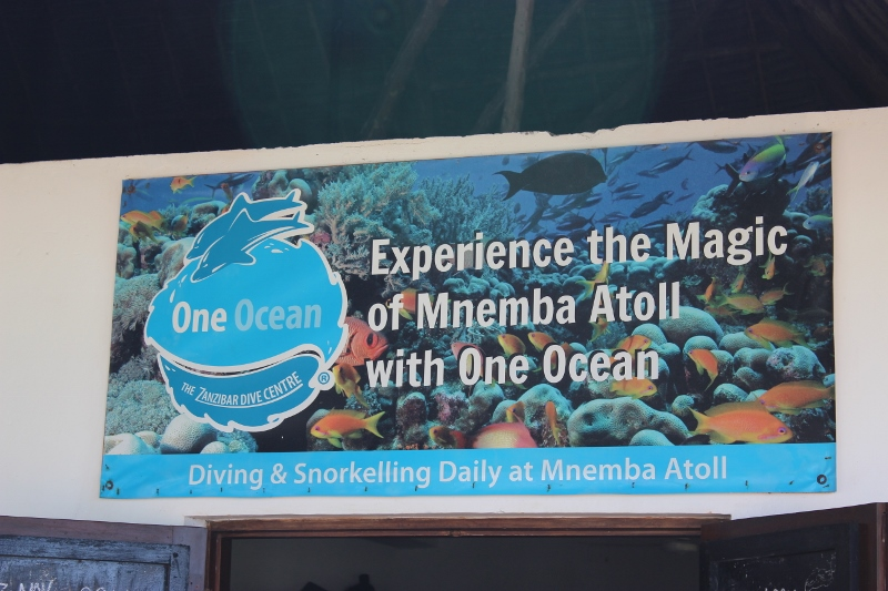 one ocean zanzibar
