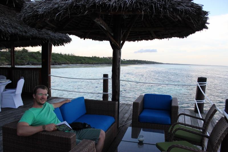 Pier Bar Melia Hotel