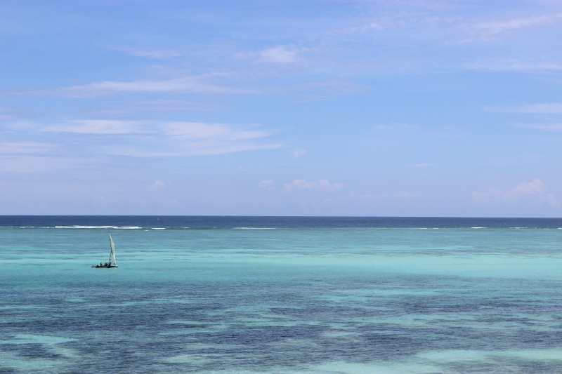 Dhow Boat Zanzibar