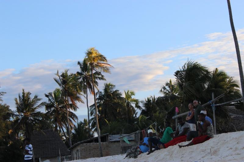 kiwengwa village