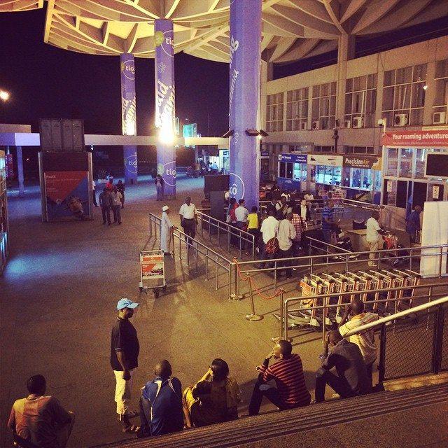 julius ngyere airport