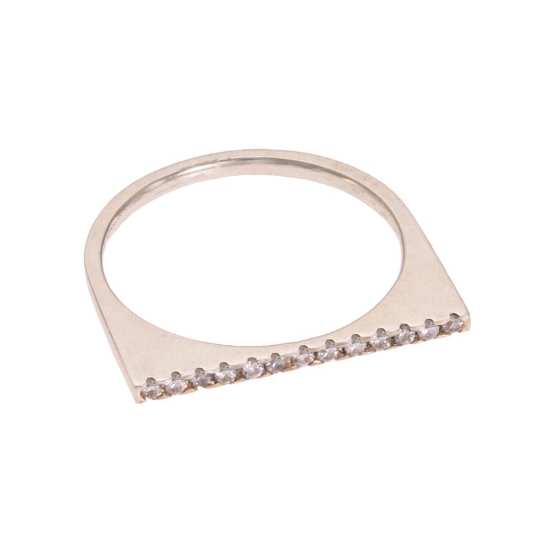 Kirsten Goss Diamond Ring