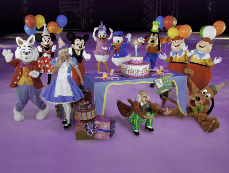 DISNEY ON ICE Let's Celebrate (2)