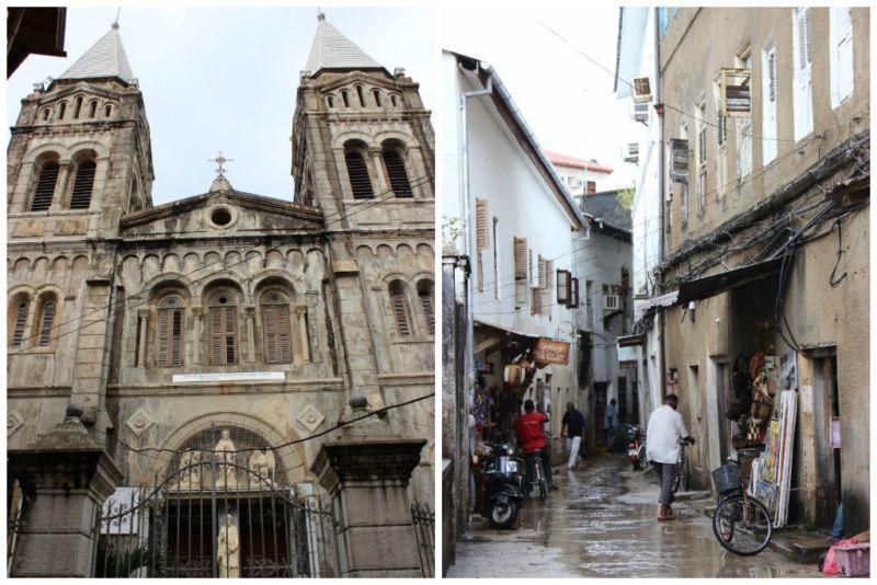 stone town church