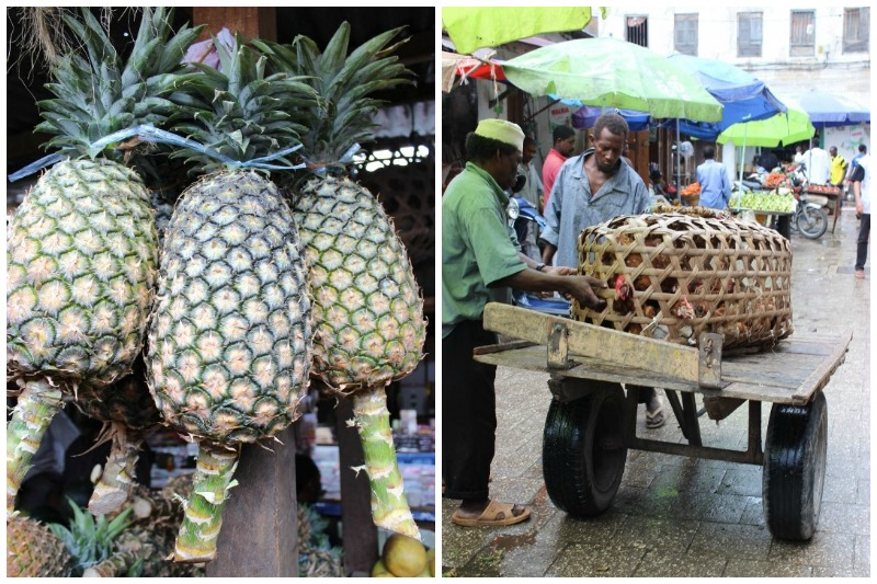 stone town fruit market