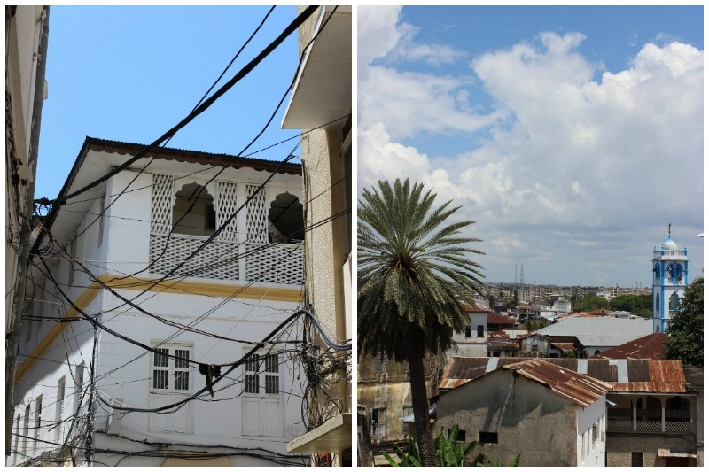 stone town rooftop view
