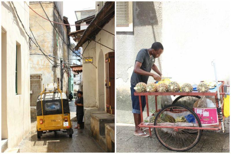 stone town vendors