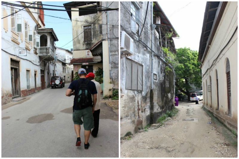 stone town walking tour