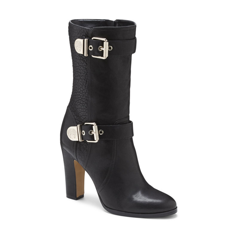 Vince Camuto_R2199_CALLISON_GLOSSED_GOAT_BUBBLE_LAMB_BLACK_Available at selected Edgars and Flagship Store