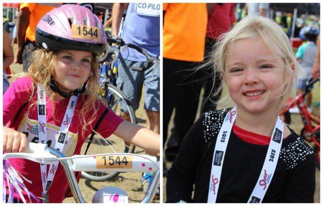 kids cycle tour